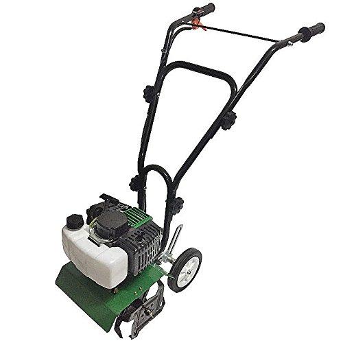 Micro-light Petrol Tiller and Garden Cultivator Test