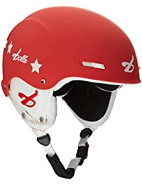 Bolle SWITCH 30412, Unisex Adult Helmet, Red (Red Old School), X-Large