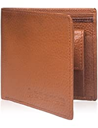 8752790d49ae Leather Wallet for Men - Cosmus 100% Original Genuine Leather Wallet -  LW-0005