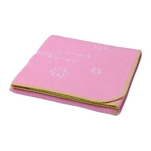 Ikea's Sagodjur Blanket, Pink