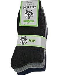 3 Paar Polar Husky® Socken super warm!