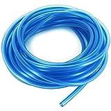 SIMSON Benzinschlauch, Blau-transparent, 5 Meter-Bund, Ø 5x8,2mm