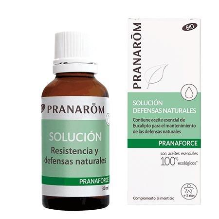 Aromaforce Solución Defensas Naturales 30 ml. Pranarom