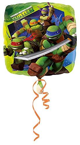 Anagram International HX Teenage Ninja Turtles Party Luftballons, multicolor