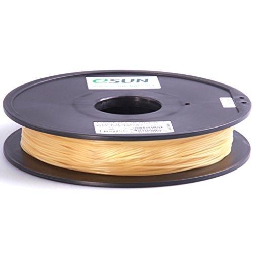 LUFA 0.5KG Spools PVA Dissolvable 1.75mm Filament 3D pour Imprimantes Couleur Naturelle