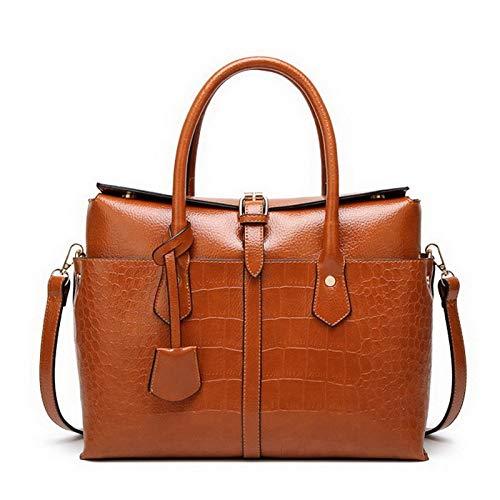 ec58afca65b8d LFNYZX Luxury Designer Women Shoulder Bag Large Tote Bag Women s PU Leather  Handbags Female Crocodile Messenger