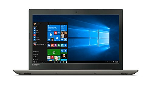 Lenovo IdeaPad 520 39,6 cm (15,6 Zoll Full HD IPS Anti-Glare) Notebook (Intel Core i5-7200U Dual-Core, 8 GB RAM, 256 GB SSD, DVD-Brenner, Intel HD Graphics 620, Windows 10) grau (iron grey)