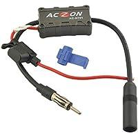 Romsion CS317 - Amplificador de señal FM para Radio de Coche