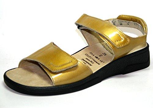 Ganter Sonnica 31 344 13 Damen Schuhe Sandalen, Weite E Beige