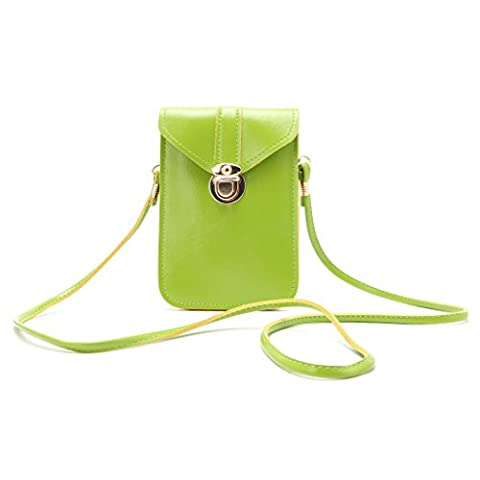 Dairyshop Handphone Mobile Phone Clutch Bag Diagonal Package For Outdoor Shopping Party