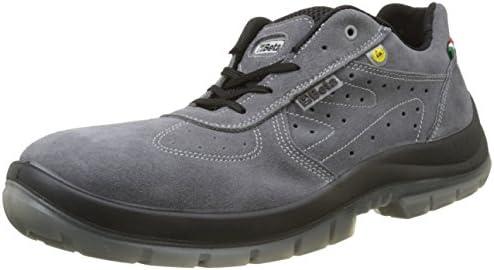 Beta 073180147-7318Esd 47-Zapatos De Ante Perforado