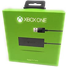 Microsoft Xbox One Digital TV Tuner - accesorios de juegos de pc (Negro)