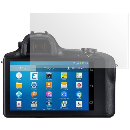 dipos I 2X Schutzfolie matt passend für Samsung Galaxy NX Folie Displayschutzfolie (Kamera Samsung Nx)