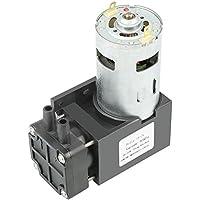 Vakuumpumpe, DC12V 42W Mini Vakuumsaugpumpe -85KPa Flow 40L / min