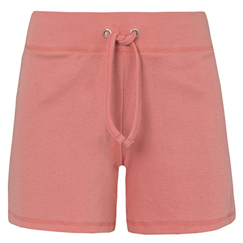 LABEL YOUR LOVE Womens Colourful Jesey Cotton Hot Pant Summer Shorts