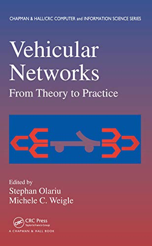 Vehicular Networks: From Theory to Practice (Chapman & Hall/CRC Computer and Information Science Series) (English Edition) (Mobile Ad-hoc-netzwerk)