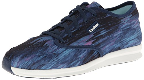 Reebok Women's Skyscape Chase Walking Shoe,Glitch/Black/Impact Blue/Iced Berry/Ultima Purple/Flight Blue,10 M US Glitch/Black/Impact Blue/Iced Berry/Ultima Purple/Flight Blue