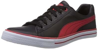 Puma Men's Salz Black Casual Sneakers - 8 UK/India (42 EU)