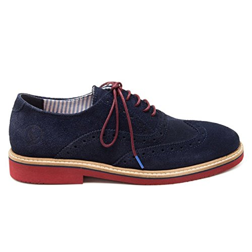 Scarpa Oxford ante Marino di EL GANSO Scarpe blu Size: 41