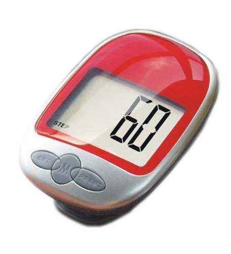 Multi-function Pocket Pedometer Step Counter LED Display YGH793 by HAPTIME