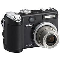 Nikon Coolpix P5000 Digitalkamera (10 Megapixel, 3,5-fach opt. Zoom, 6,4 cm (2,5 Zoll) Display, Bildstabilisator)
