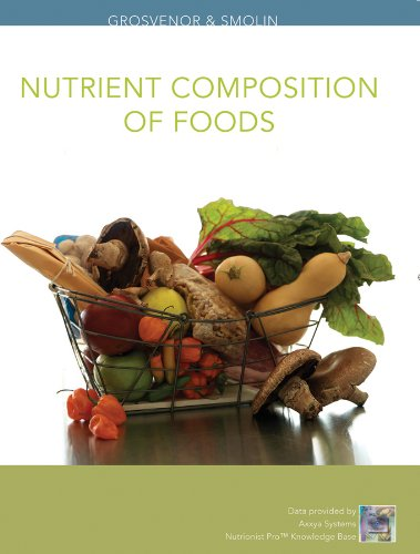 Nutrition: Science and Applications Nutrient Composition of Foods Booklet