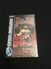 HOUSE OF THE DEAD- SEGA SATURN - PAL