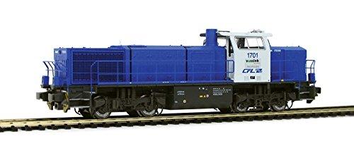 Mehano T860 G1700 CFL-AC DIGITAL Sound Fahrzeug -
