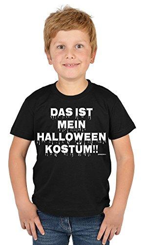 Jungen-Shirt/Kinder-Spaß-Shirt/Boy-Shirt lustige lustige Sprüche : Das ist mein Halloween (Humorvoll Kostüme Halloween)