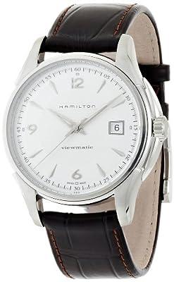 Hamilton Jazzmaster H32515555 Reloj elegante para hombres Diseño Clásico