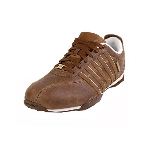 k-swiss-arvee-15-sneakers-basses-homme-noir-bison-birch-tobacco-brown-47-eu