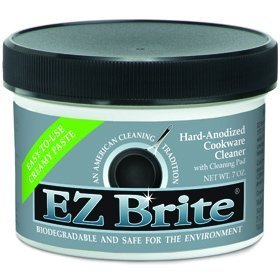 Ez Brite Hard-Anodized Cookware Cleaner by EZ Brite