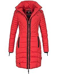 Suchergebnis Auf Amazonde Für Damen Steppmantel Rot Bekleidung