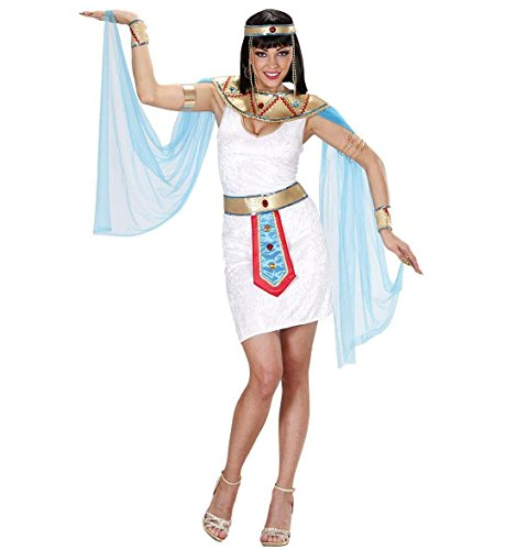 WIDMANN Costume Regina Egiziana, Taglia M