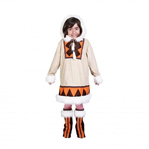 sfraz esquimal niña talla 5-7 años (Esquimal Kostüm)