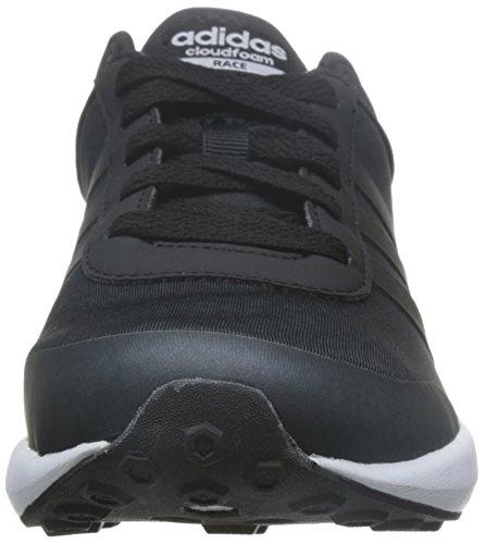 adidas - Cloudfoam Race W, Scarpe sportive Donna Nero (Negbas / Ftwbla)