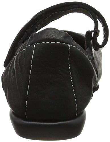 Softinos Val363sof, Ballerines femme Noir (noir)