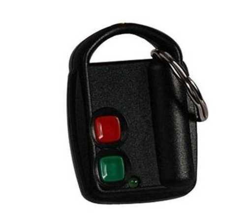 Handsender / Fernbedienung 2 Kanal DWB100HT für alle unseren 433MHz Geräte mit MicroChip Keeloq Verschlüsselung (Zwei-kanal-fernbedienung)