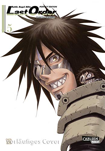 Battle Angel Alita - Last Order - Perfect Edition 5