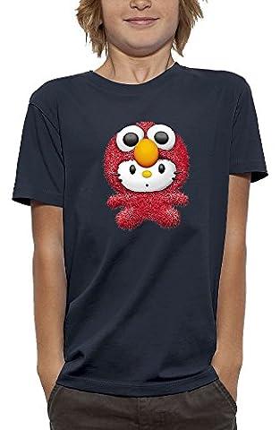 3D animierte T-shirt ELMO HELLO KITTY Augmented Reality - PIXEL EVOLUTION - Kind - Größe 3/4 ans -