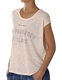 9955672d34aa45 Catwalk Junkie Damen T-Shirts Ts Prosecco - Peach USP 1702020278-552