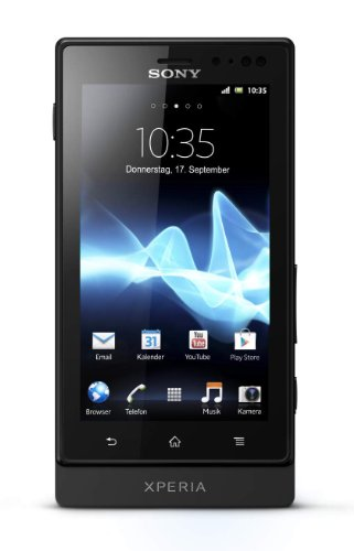 Sony Xperia sola Smartphone (EU)