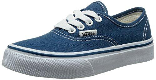 Vans K Authentic, Sneakers Basses mixte enfant, Bleu (Navy/True White), 31 EU