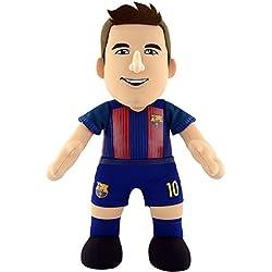 Poupluche (Muñeco de peluche) Leo Messi 25 cm - Fútbol Club Barcelona 16/17