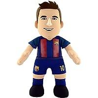 Poupluche (Muñeco de peluche) Leo Messi 25 cm - Fútbol Club Barcelona