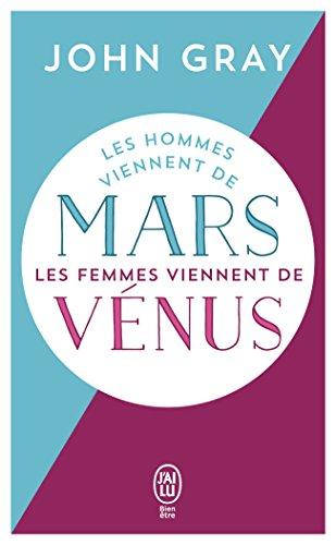 Télécharger Les hommes viennent de Mars, les femmes viennent de Vénus PDF Fichier