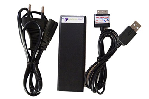 Digital Gaming World PSP GO Charger Adapter 110V to 220V Universal Use.