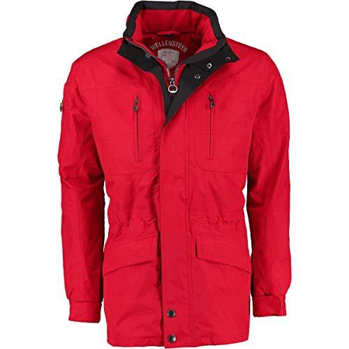 Wellensteyn Golf-Jacke rot, Gr.XL Herren