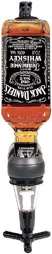 infactory Bar Butler: Flaschenhalter mit Portionierer (3 cl) (Schnapsportionierer) - 2