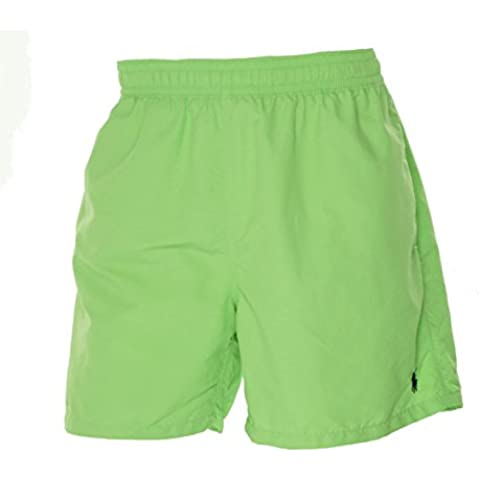 Boxer da mare Ralph Lauren Hawaii - Green